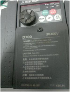 三菱变频器d700