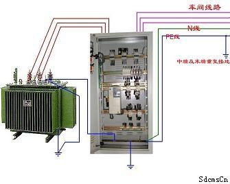 正反转的电路图,这次我们先开始讲解一下工厂入电